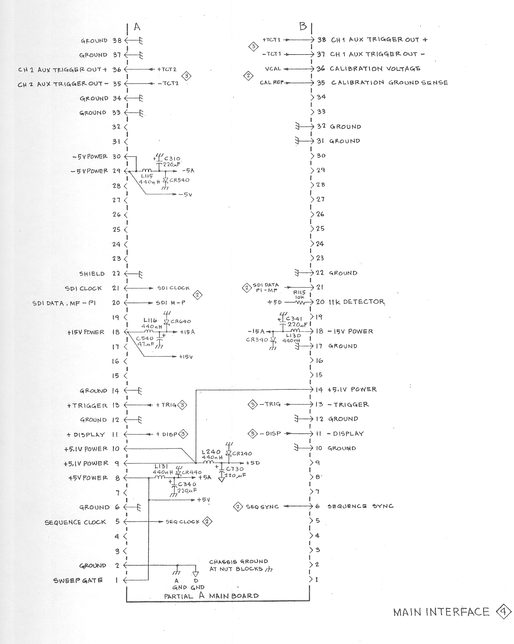 Tektronix 2710 Service Manual