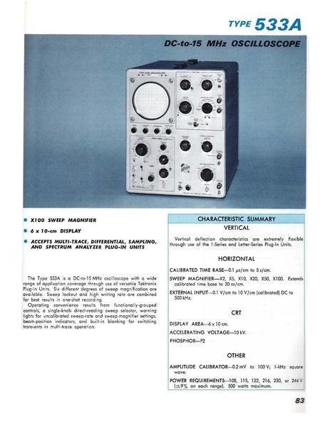 File:Tek 533a catalog pdf - TekWiki